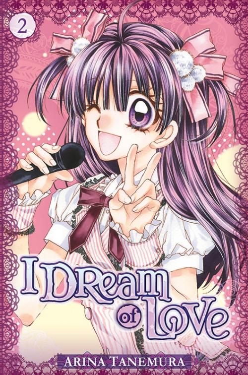 Couverture I dream of Love, tome 2
