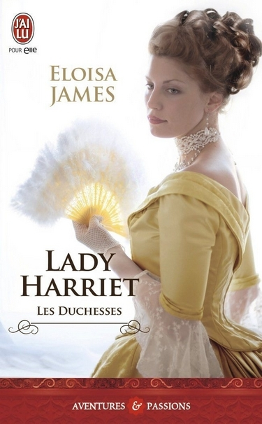 Couverture Les Duchesses, tome 3 : Lady Harriet