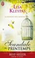 Couverture La Ronde des saisons, tome 4 : Scandale au printemps Editions J'ai Lu (Pour elle - Aventures & passions) 2011