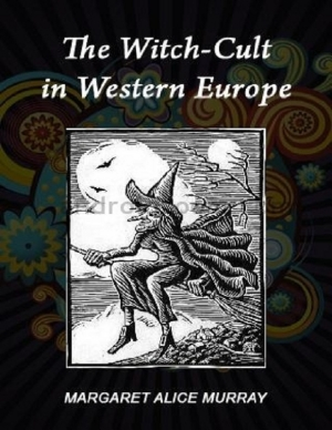 Couverture The Witch Cult in Western Europe