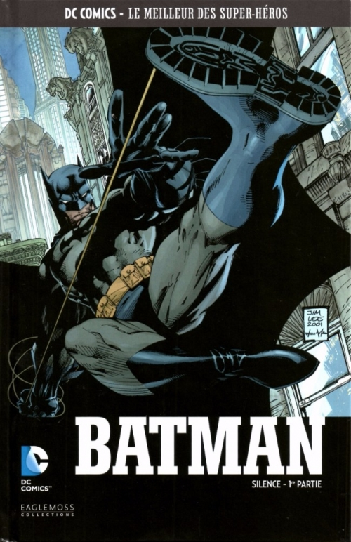 Couverture Batman : Silence, tome 1
