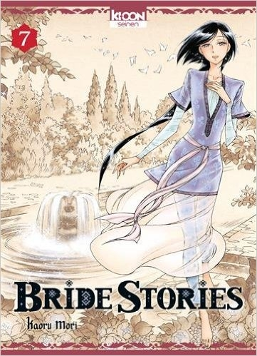 Couverture Bride stories, tome 7