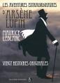 Couverture Les aventures extraordinaires d'Arsène Lupin : Vingt histoires originales Editions Jean-Claude Gawsewitch 2011