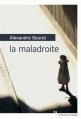 Couverture La maladroite Editions du Rouergue 2015