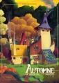 Couverture Une saison chez les sorcières, tome 1 : Automne Editions du Lumignon 2014