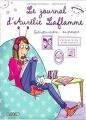 Couverture Le journal d'Aurélie Laflamme (BD), tome 1 : Extraterrestre... ou presque ! Editions Jungle ! 2015