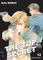 Couverture The Top Secret, tome 12 Editions Tonkam (Shôjo) 2015