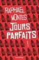 Couverture Jours parfaits Editions Hurtubise 2015