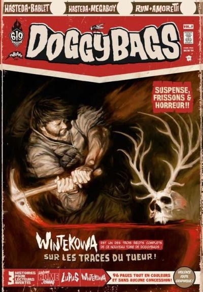 Couverture DoggyBags, tome 07