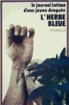 Couverture L'herbe bleue Editions Rombaldi 1978