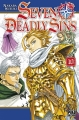 Couverture Seven Deadly Sins, tome 10 Editions Pika (Shônen) 2015
