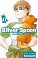 Couverture Silver spoon : La cuillère d'argent, tome 11 Editions Kurokawa (Shônen) 2015