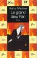 Couverture Le grand dieu Pan Editions Librio 1995