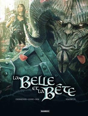 Couverture La Belle et la Bête (L'Hermenier), tome 2