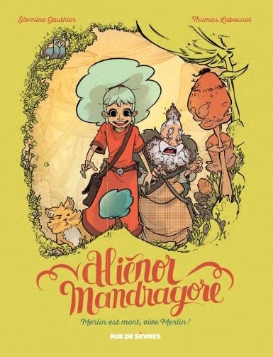 Couverture Aliénor Mandragore