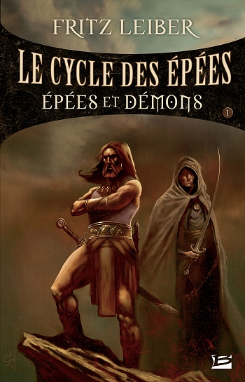Couverture Le cycle des épées, tome 1 : Epées et démons