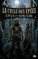 Couverture Le cycle des épées, tome 4 : Epées et sorciers Editions Bragelonne 2015