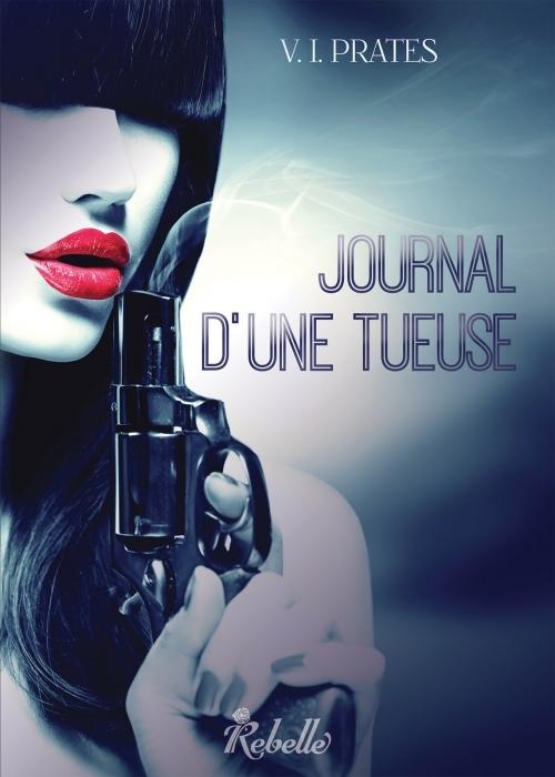 Couverture Journal d'une tueuse