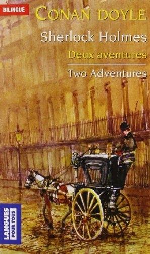 Couverture Sherlock Holmes : Deux aventures