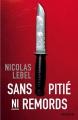 Couverture Sans pitié ni remords Editions Marabout (Marabooks) 2015