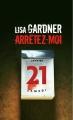 Couverture Arrêtez-moi Editions France Loisirs 2015