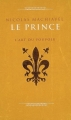 Couverture Le prince Editions Evergreen 2007