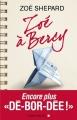 Couverture Absolument dé-bor-dée !, tome 3 : Zoé à Bercy Editions Albin Michel 2015
