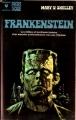Couverture Frankenstein ou le Prométhée moderne / Frankenstein Editions Marabout (Fantastique) 1976