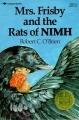 Couverture Frisby et le secret de Nimh Editions Gollancz 1979