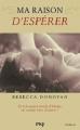 Couverture Breathing, tome 2 : Ma raison d'espérer Editions Pocket (Jeunesse) 2015