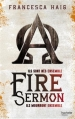 Couverture Fire sermon / Le serment incandescent, tome 1 Editions Hachette 2015