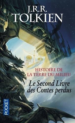 Couverture Histoire de la Terre du Milieu, tome 1 : Le Livre des contes perdus, partie 2