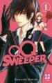 Couverture QQ Sweeper, tome 1 Editions Kazé (Shôjo) 2015