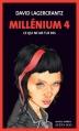 Couverture Millénium, tome 4 : Ce qui ne me tue pas Editions Actes Sud (Actes noirs) 2015