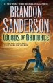 Couverture The Stormlight Archive, book 2: Words of Radiance Editions Tor Books 2014