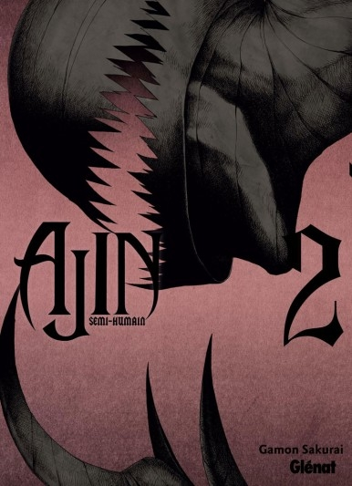 Couverture Ajin, tome 02