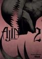 Couverture Ajin, tome 02 Editions Glénat (Seinen) 2015