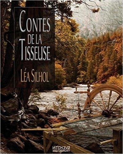 Couverture Contes de la Tisseuse : Cinq Saisons et un Élément
