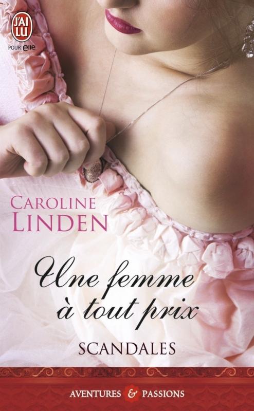 Couverture Scandales, tome 3 : Une femme à tout prix