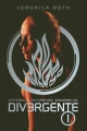 Couverture Divergent / Divergente / Divergence, tome 1 Editions France Loisirs (Fantasy) 2014