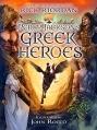 Couverture Percy Jackson et les Héros Grecs Editions Disney-Hyperion 2015