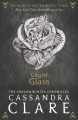 Couverture La cité des ténèbres / The mortal instruments, tome 3 : Le miroir mortel / La cité de verre Editions Walker Books 2015