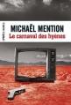 Couverture Le carnaval des hyènes Editions Ombres noires 2015