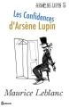 Couverture Les Confidences d'Arsène Lupin Editions Feedbooks 2009
