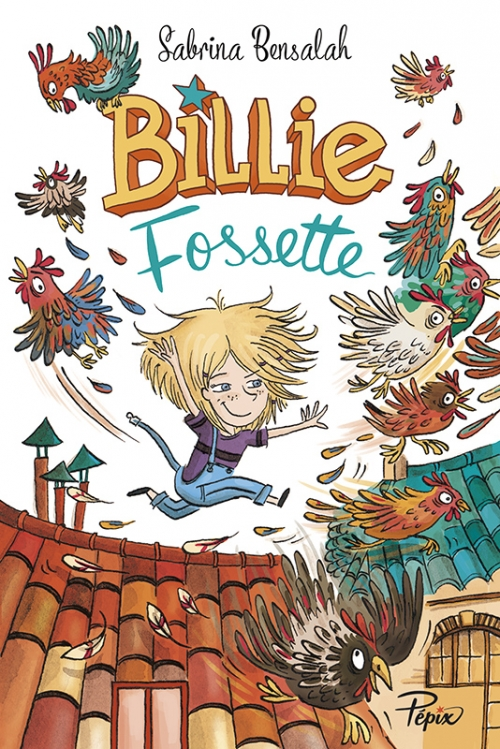 Couverture Billie Fossette
