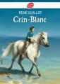 Couverture Crin-Blanc Editions Le Livre de Poche (Jeunesse) 2001