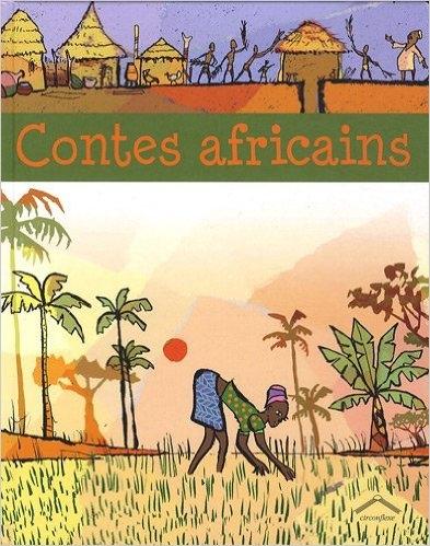 Couverture Contes africains