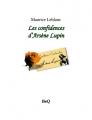 Couverture Les confidences d'Arsène Lupin Editions Bibliothèque Electronique du Québec 2009