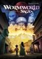 Couverture Wormworld saga, tome 3 : Le sommet des rois Editions Dupuis 2015