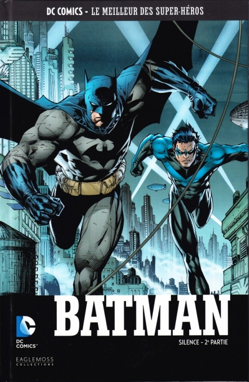 Couverture Batman : Silence, tome 2